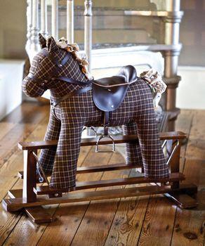 Check Rocking Horse