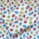 Creepy Crawly Insects Bugs Wrapping Paper
