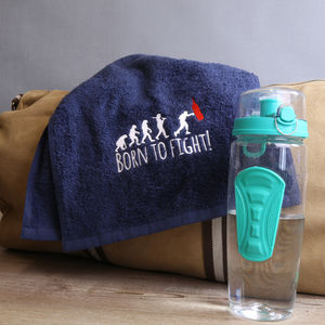 Boxing Gym Towel