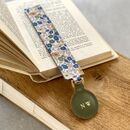 Bookmark Leather And Liberty Lawn Eight Patterns