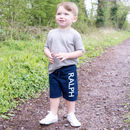 Personalised Name Jersey Childrens Shorts