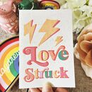 Love Struck Card 100% Recycled