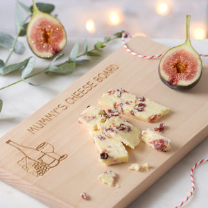 Personalised Cheese Board - kitchen accessories