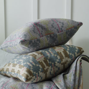 Kinmel Welsh Cushion - what's new