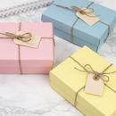 Choice of Colour Gift Box