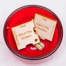 Personalised Mr And Mrs Wooden Jigsaw Puzzle Keyring