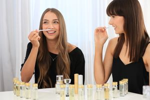 Design Your Own Perfume Gold For Two With Afternoon Tea
