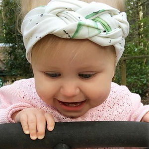 Perfect Pears Celtic Knot Head Band - new in baby & child