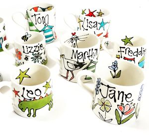 Personalised Nursery Mug - mugs