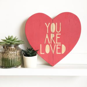 You Are Loved, Re Made Heart