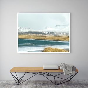 Highlands Swell, Canvas Art
