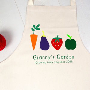 Personalised Gardening Apron - new in home