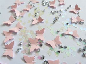3d Butterfly Table Confetti - table decorations