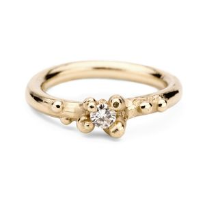 Diamond Engagement Ring - engagement rings