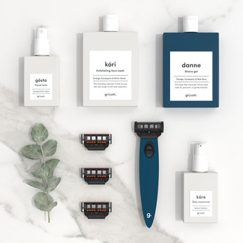 Shave And Skincare Kit