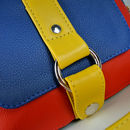 Colour Block Crossbody Handbag