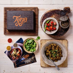 Four Month Indian Meal Kit Subscription - make your own kits