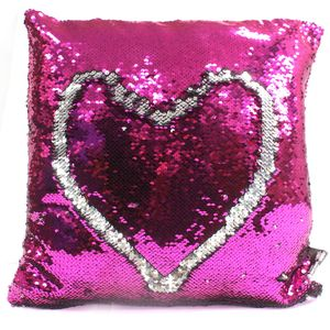 Sequin Reveal Mermaid Cushion Cover Non Personalised