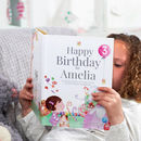 Personalised Happy Birthday Keepsake Book