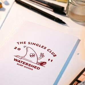Watershed Singles Club Notebook