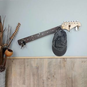 Real Guitar Coat Key Hook Hanger