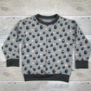 Baby And Toddler Monster Print Jumper by Milly O
