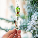 Christmas Gardening Trowel Decoration