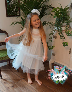Neve ~ Party Dress | Flower Girl - bridesmaid dresses