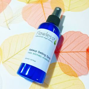Vegan Makeup Setting Spray With Rose And Geranium - view all new