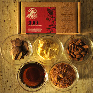 Explorer Chocolate Exploration Kit - dairy free food gifts