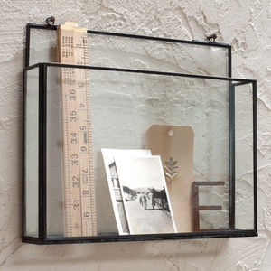 Wall Hung Magazine Rack - storage & organisers