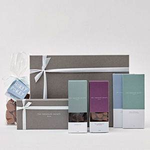 Luxury Chocolate Hamper - chocolates & confectionery