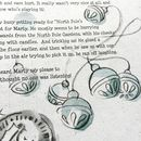 Advent Calendar: Hand-drawn Elfie's Christmas Letters