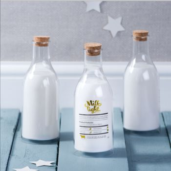 LED Milk Bottle Light