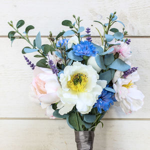 The Helen Artificial Flower Bridal Bouquet - artificial flowers