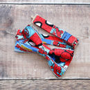Spiderman Bow Tie