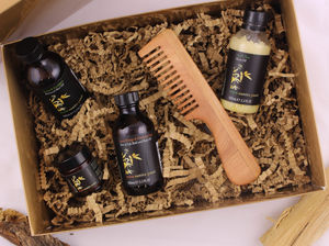 Neem Luxury Body And Nourish Gift Set - men's grooming & toiletries