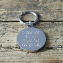Daddy And Me Staffie Cufflinks And Dog Tag Set