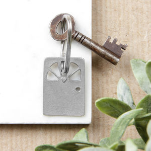 Heart Door Keyring - housewarming gifts