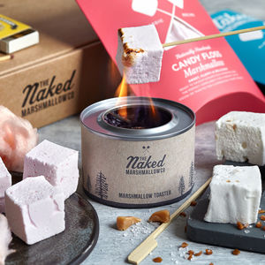 Marshmallow Toasting Kit - gifts for him