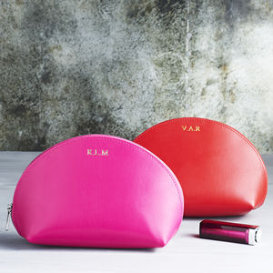Personalised Make Up Bag - 100 best gifts