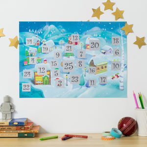 Scratch North Pole Advent Calendar - advent calendars