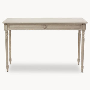 Wilton Grey Console Table - office & study