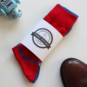 City Splitters Sequel Men's Socks - underwear & socks
