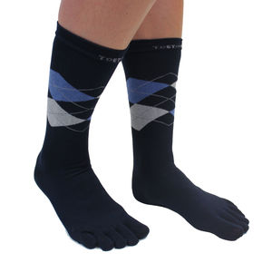 Men's Argyle Toe Socks - underwear & socks