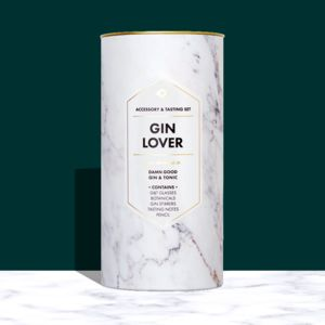 Gin Glasses And Botanicals For Cocktails Kit - winter sale