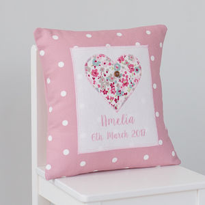 Personalised Girls Christening Gift