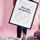 Self Love Illustrated Art Print
