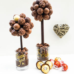 Personalised Mixed Truffle Tree - chocolates & confectionery