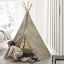 Immy Green Sparks Teepee, Designed By Nobodinoz